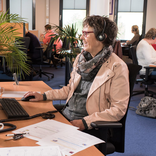 Christal, Zwolle callcenters oplossing