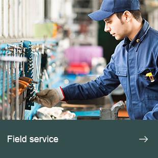Field service afbeelding