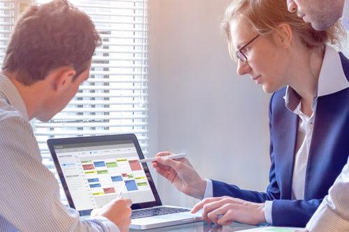 Outlook agenda delen met collega's