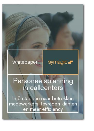 Personeelsplanning in callcenters